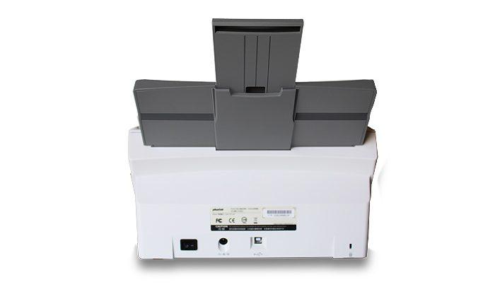imagescan pro 930u high speed scanner back