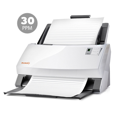 high speed scanner 30ppm