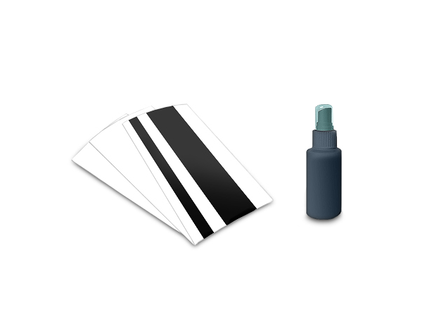document scanner cleaning and calibration kit
