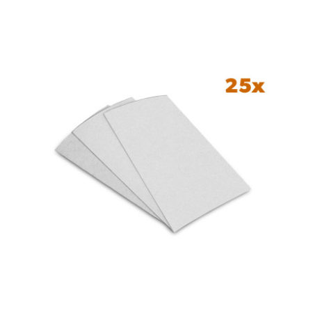 scanner cleaning sheets 25 pack