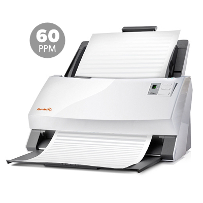 high speed scanner 60ppm