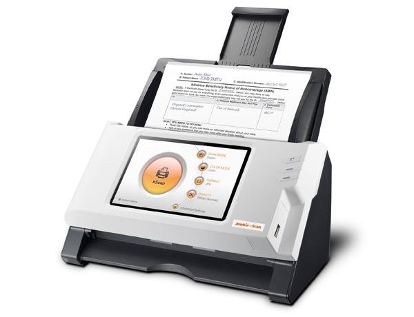 network document scanner