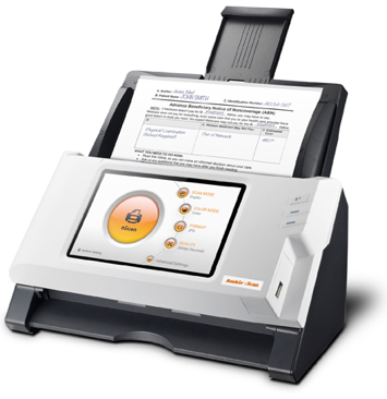 nScan 915i Network Document Scanner (NS915i)