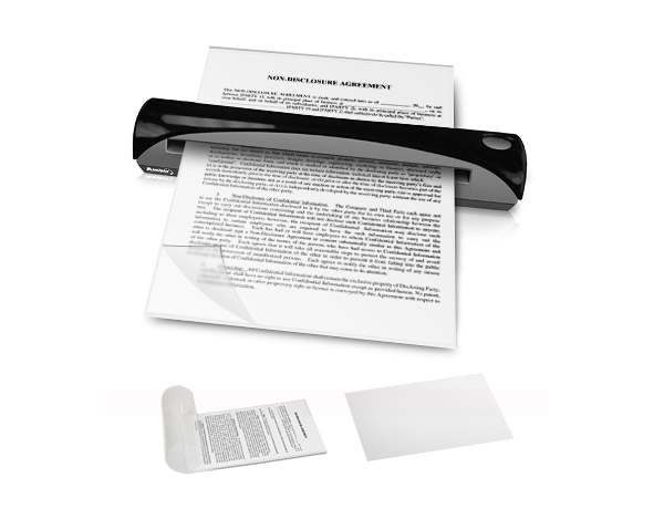 scanner document sleeve kit