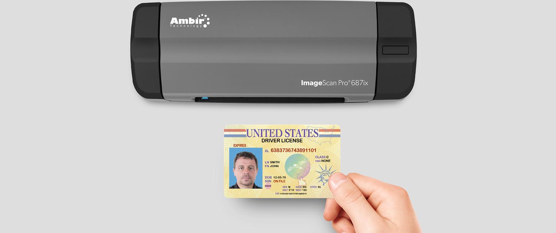 Ambir Card Scanners - Ambir Technology